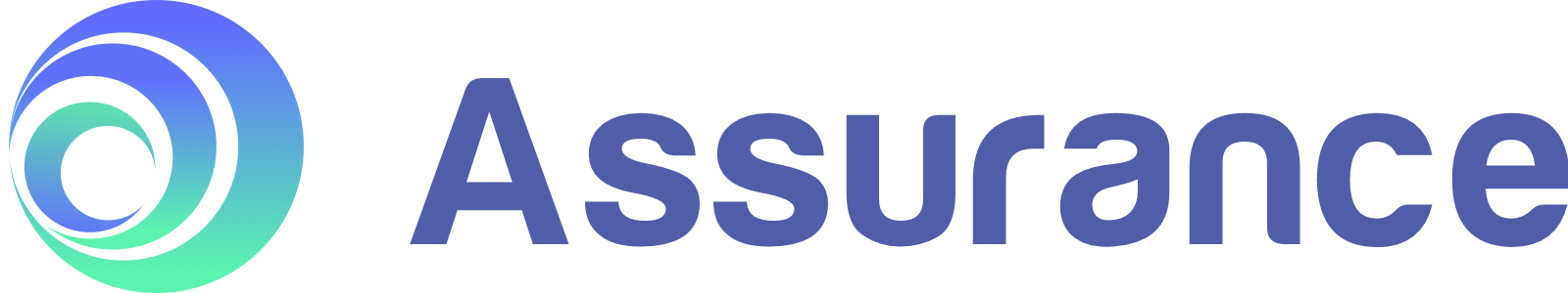 assurance logo on white bg